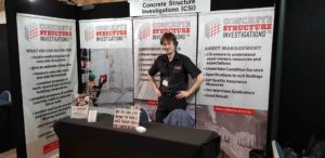 CSI stand at NZIBS conference